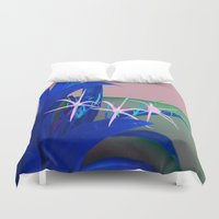 matisse Duvet Covers featuring The Dance by Brown Eyed Lady