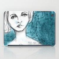 vegan iPad Cases featuring Vegan Love by ChristyAnne