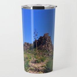 Superstition Mountians Travel Mug