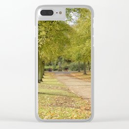 Boulevard Clear iPhone Case