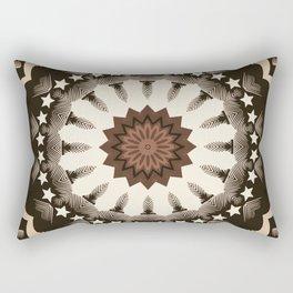 Ouija Wheel of Stars - Beyond the Veil Rectangular Pillow