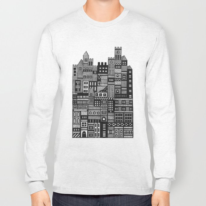 Castle Infinitus Long Sleeve T-shirt