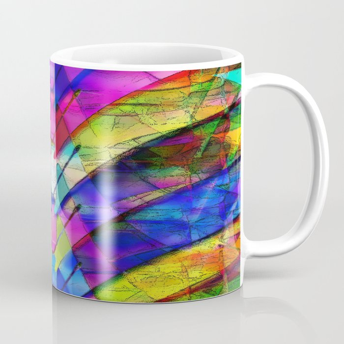 The Butterfly Collector's Dream Coffee Mug