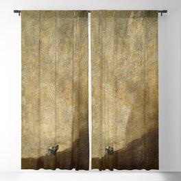 Francisco de Goya - The Dog Blackout Curtain