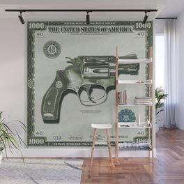 The Way of the Gun - Get That Money Wall Mural