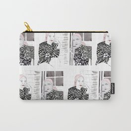 Little Edie Carry-All Pouch