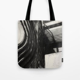 Conflicting ways Tote Bag