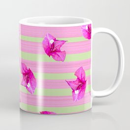 Flower Freefall Coffee Mug