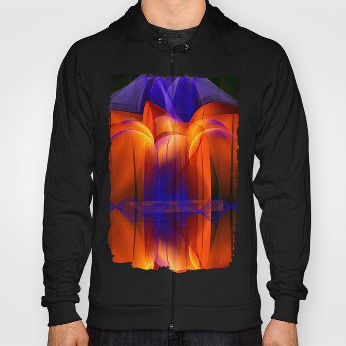 Abstract Energy Hoody