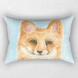 Fredericka the Fox Rectangular Pillow