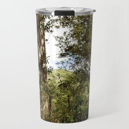 Kauri Tree Reserve in Coromandel Travel Mug