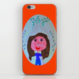 Elisavet loved the olive tree iPhone Skin