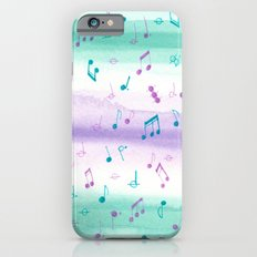 #102. JENNI (Musical Notes) Slim Case iPhone 6s