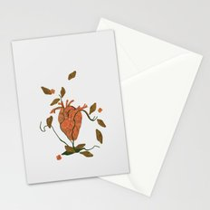 Find My Heart Stationery Cards