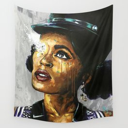 Naturally Janelle Wall Tapestry