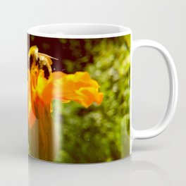 bee of autumn Coffee Mug