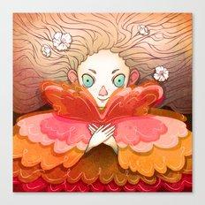 Fairy Queen Canvas Print