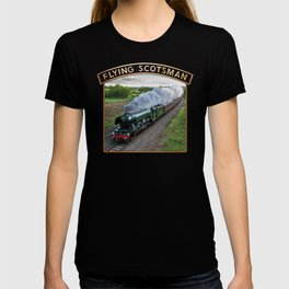 Flying Scotsman and Nameplate T-shirt