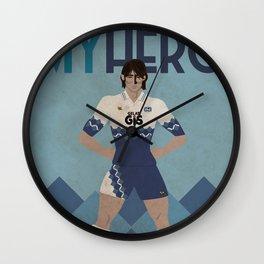 MY HERO - 11 MASSARA - ZEROSTILE FACTORY Wall Clock