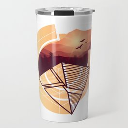 Bear Design Travel Mug