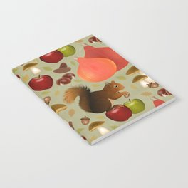 Hello Autumn! Notebook