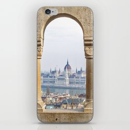 Parliament Building. iPhone Skin