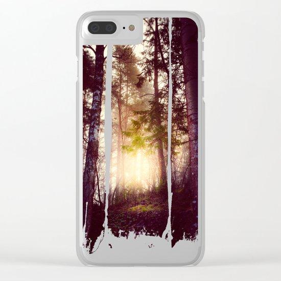 Nebel Clear iPhone Case