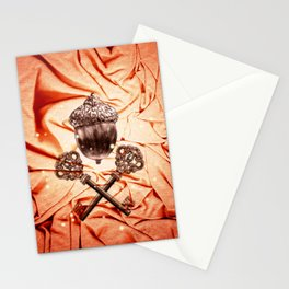 "Laundry Day Series: ""Knowledge Nut"" Stationery Cards"