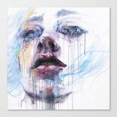breathing Canvas Print