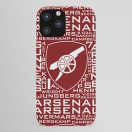 MixWords: Arsenal iPhone Case