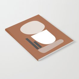 Shape study #11 - Stackable Collection Notebook