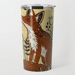 The Colney Fox Travel Mug
