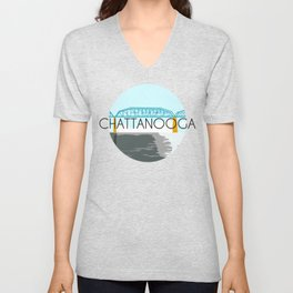 CHATTANOOGA Unisex V-Neck