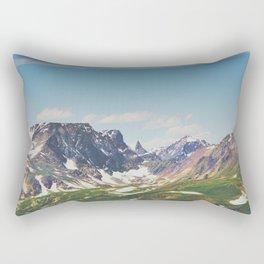 The Bear's Tooth Rectangular Pillow