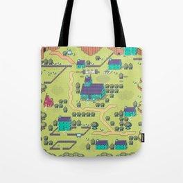 Just A Happy (Happy) Village Tote Bag