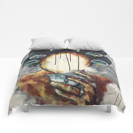 Undressed IX Comforters