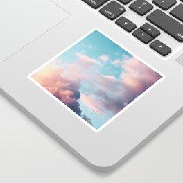 Clouds Paradise Sticker