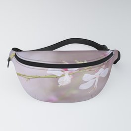 Love was when I loved you Fanny Pack