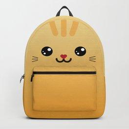 Children imaginary furry friend GINO THE CAT (Chibi Palz cute companion) Backpack