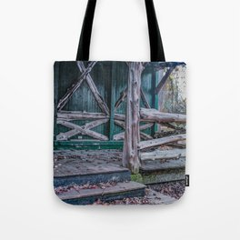 Autumn at Everhart Park Tote Bag