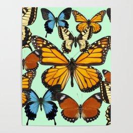 Mariposas- Butterflies Poster