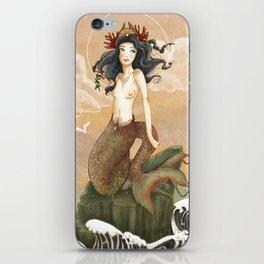 Le Chant des vagues iPhone Skin