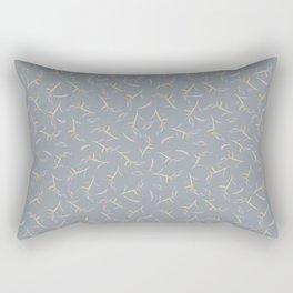 The branches Rectangular Pillow
