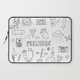 stuff & things Laptop Sleeve