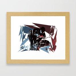 Itchy Bitsy Spider Framed Art Print
