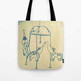 Le manege Tote Bag