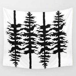Bc_tree Wall Tapestry