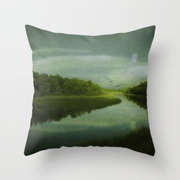 Darling, so it goes. Throw Pillow