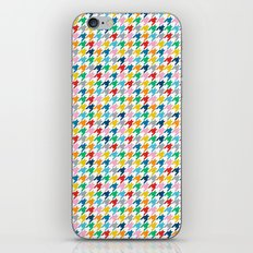 Puppytooth #2 iPhone & iPod Skin