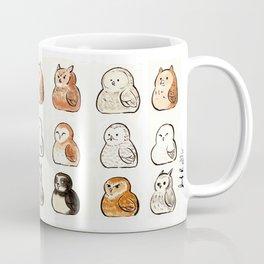 Fat Owls Coffee Mug